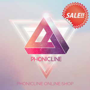 phonicline online shop 冬sale開始 phonicline